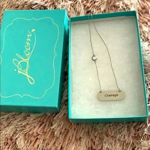Cherish stainless necklace